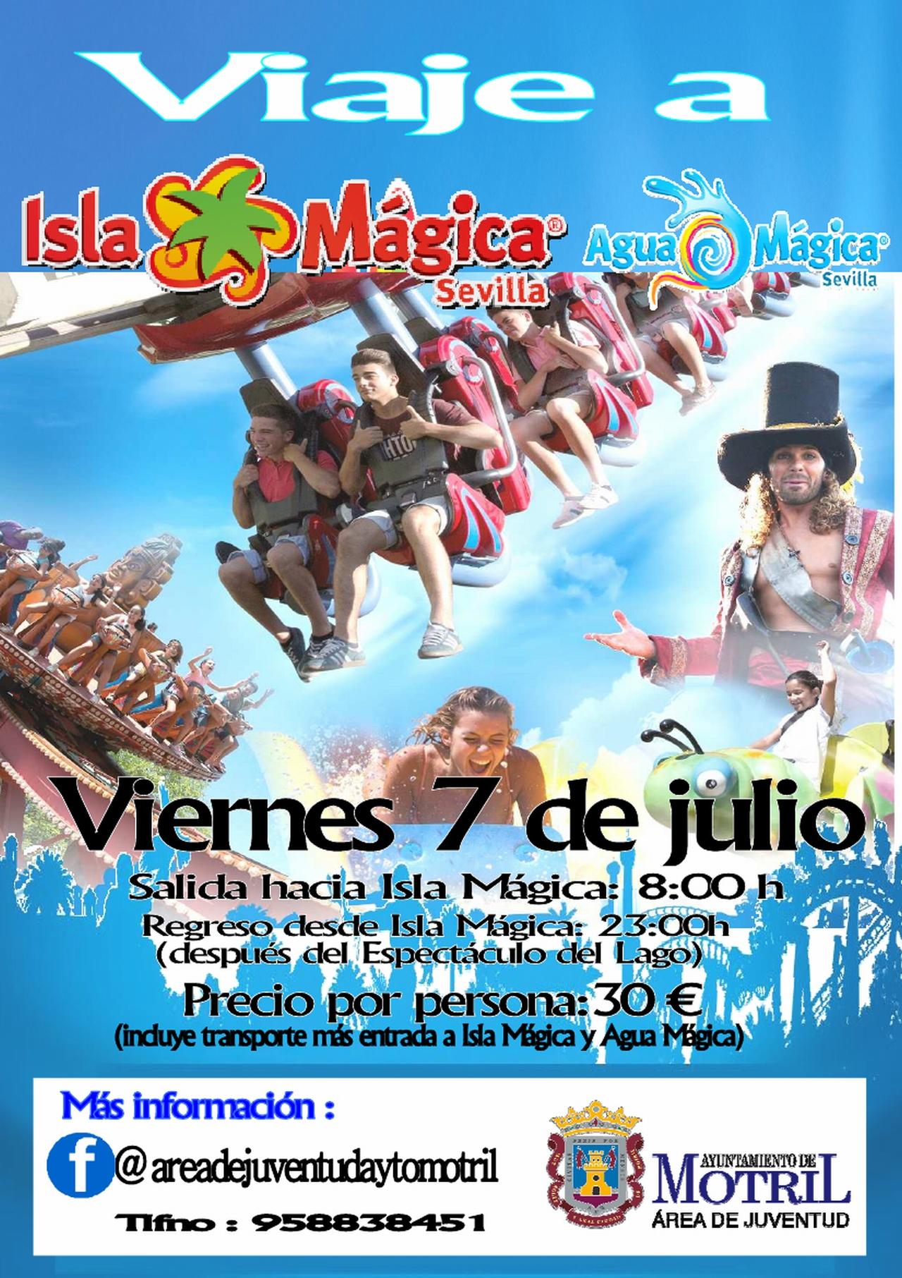 Viaje a isla m gica sevilla - Isla magica ofertas 2017 ...
