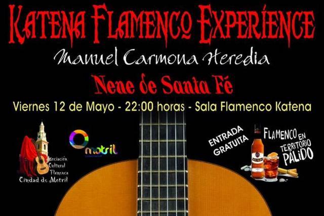 KATENA FLAMENCO EXPERIENCE - MANUEL CARMONA HEREDIA, NENE DE